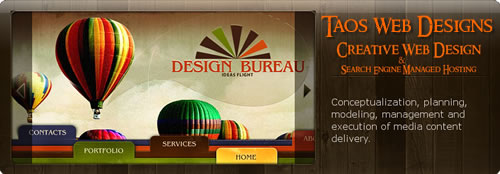 Taos Website Design & Hosting